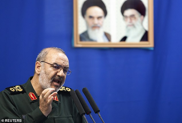 Iran warns it will wipe Israel off the map and 'any action against us will lead to their elimination'