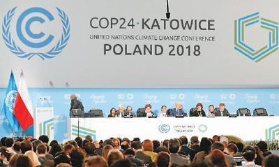 世界须抱团应对气候变化