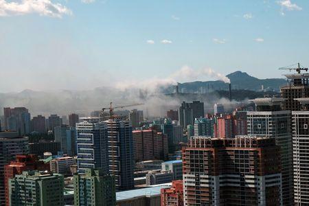North Korea's push to use more coal clouds environmental future