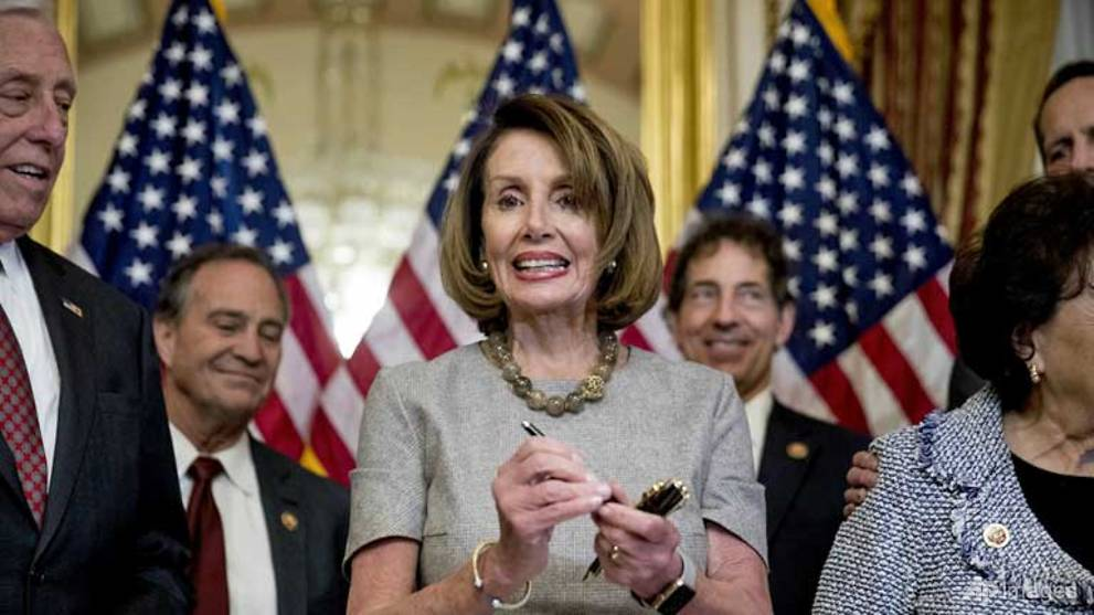 Trump to deliver State of the Union on Feb 5: Pelosi