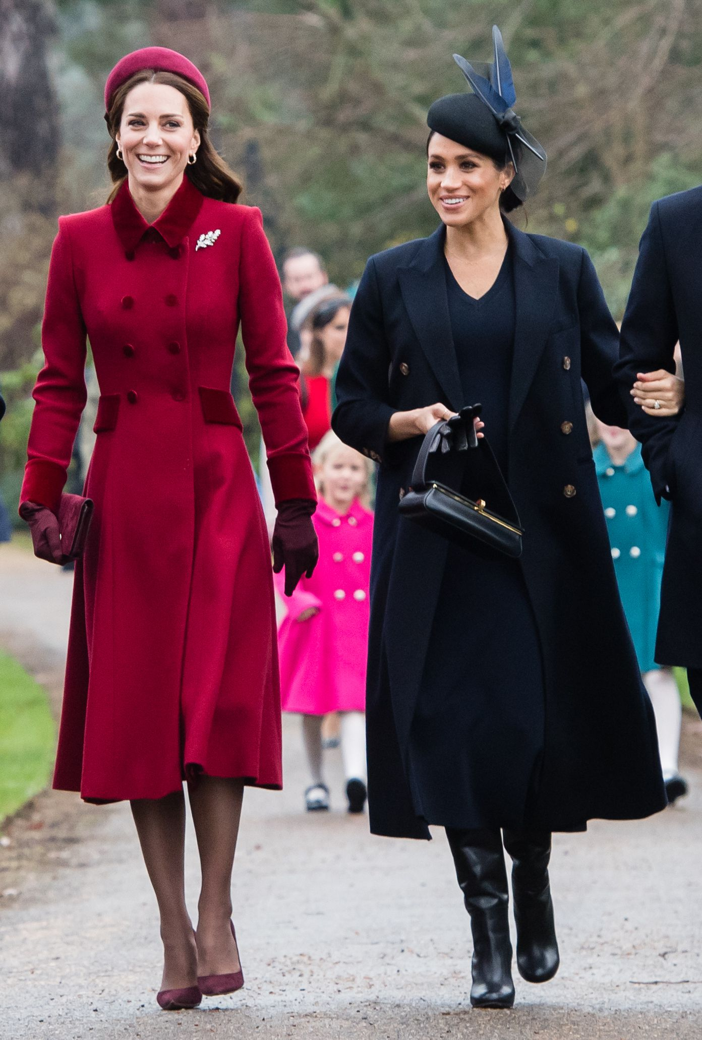 Palace Tackles Online Threats and Abuse Towards Meghan Markle and Kate Middleton