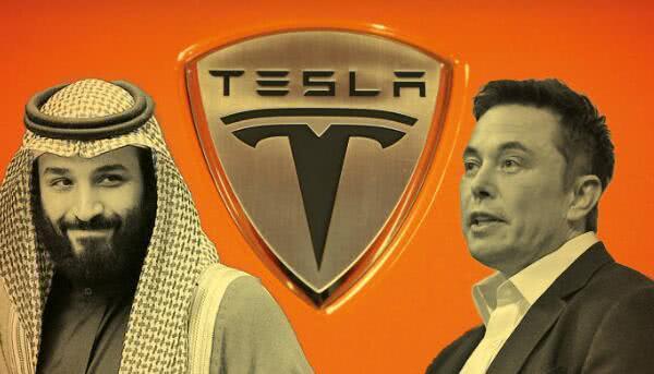 担心特斯拉股价下滑 沙特公共投资基金对冲其所持大部分股票