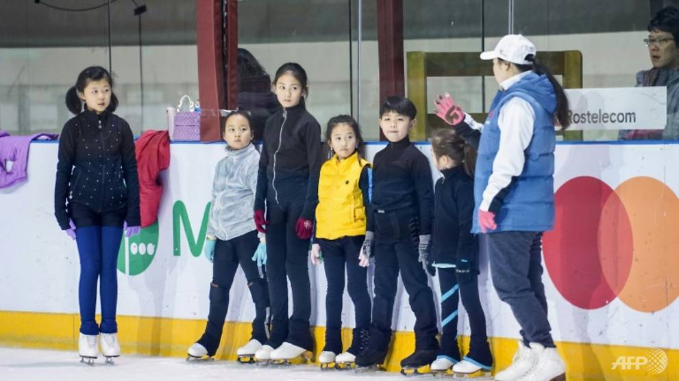 Ice-skating: Chinese Olympic legend finds her calling on road to 2022