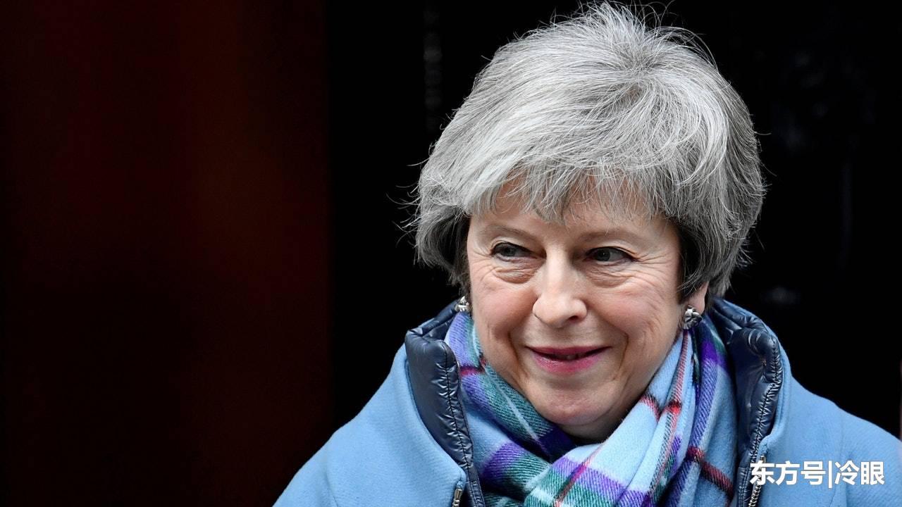 英国脱欧,特蕾莎梅望与欧盟重启谈判,DUP对此表示欢迎!