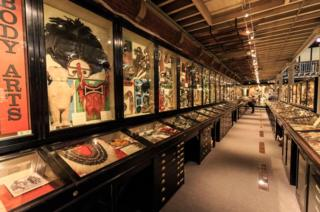 Pitt Rivers: The museum that's returning the dead