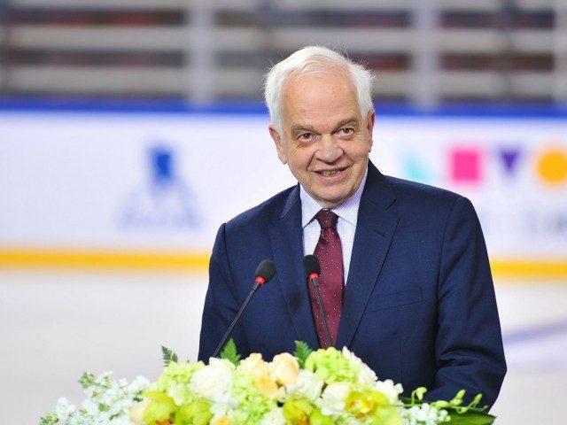 加驻华大使辞职 俄专家:他没意识到真正风险(图)