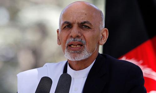 阿富汗总统:外国军队不能长期驻扎在阿富汗