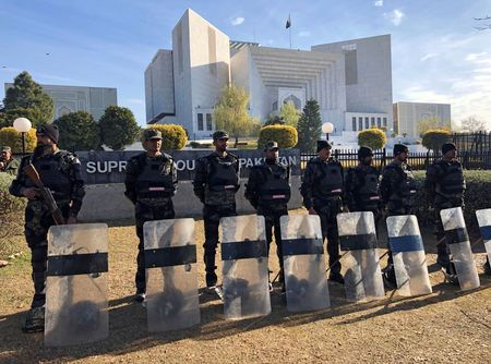 'Stay out of politics' Pakistan court tells powerful military