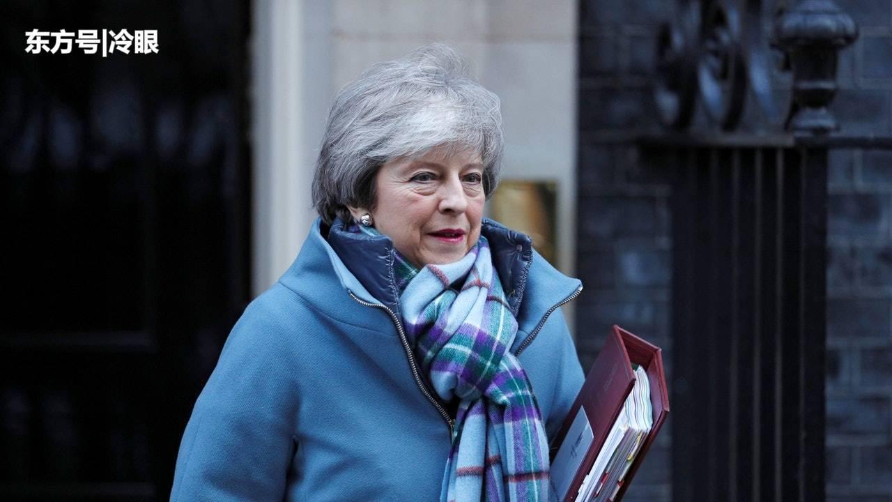 特蕾莎梅:正研究3建议取代后备方案,将会晤爱尔兰总理