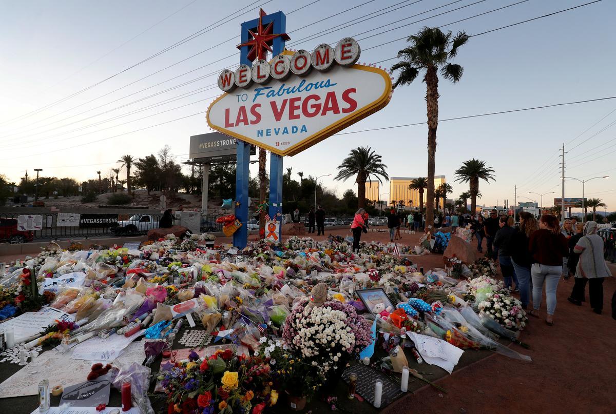 FBI finds no single motive for Las Vegas mass shooting that killed 58