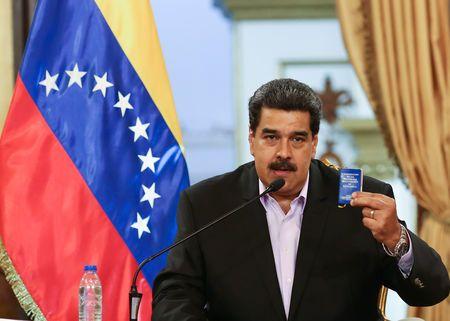 Maduro says Venezuela always honours its debts - Russia's ria