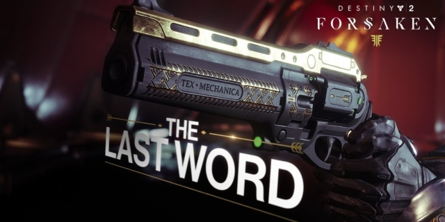 "'Destiny 2' ""The Last Word"" Video Teases Thorn's Return"