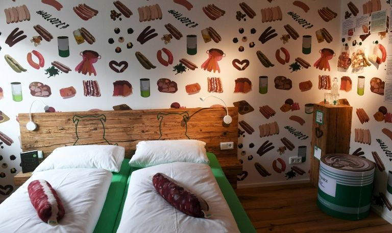 Wurst night ever? Taste takes a holiday at german sausage hotel