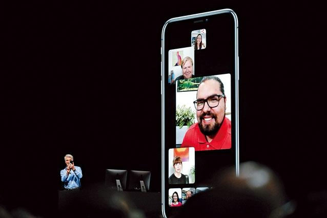FaceTime爆用户被窃听漏洞 苹果急关闭群聊功能
