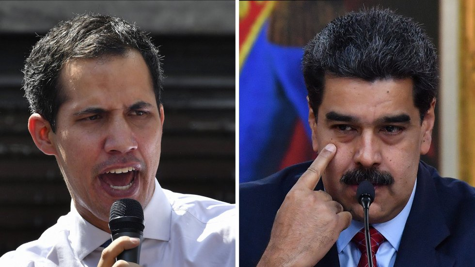 Embattled Venezuela President Nicolas Maduro 'ready to negotiate' with US-backed opposition as crisis deepens