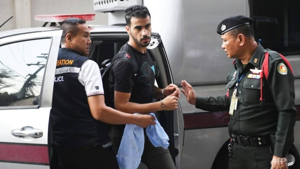 Australia PM urges Thailand to free refugee footballer Hakeem al-Araibi