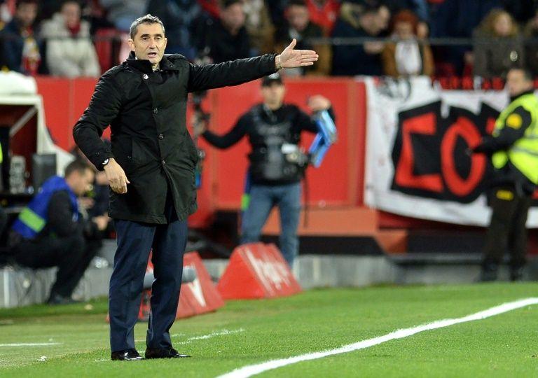 Valverde dreams of night to 'remember' in Copa del Rey