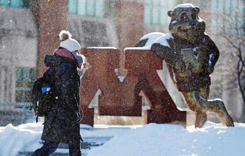 US polar vortex blamed for at least 21 deaths