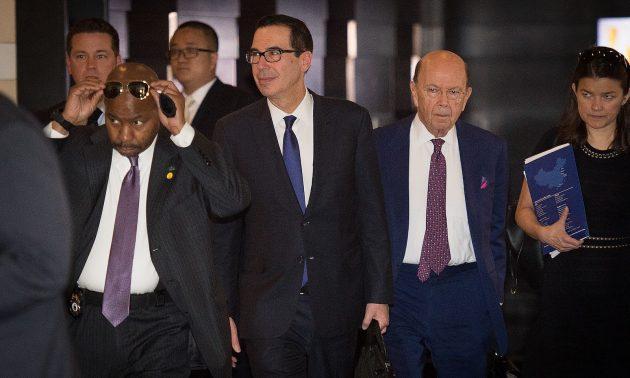 Huawei issue won't derail trade talks, says US Treasury Secretary