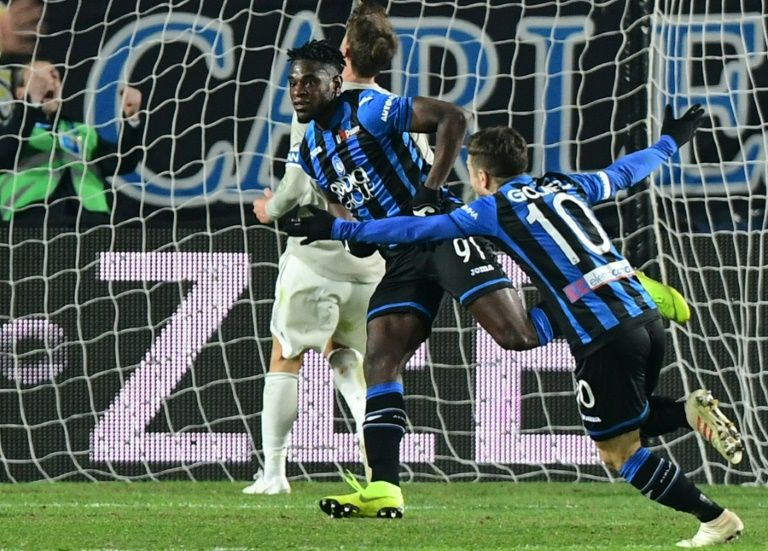 Holders Juventus out of Coppa Italia, Roma humiliated by Fiorentina