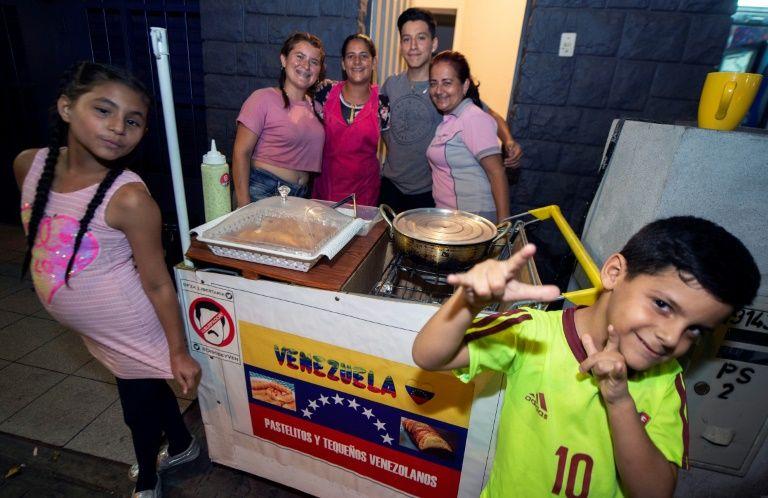 Venezuela's diaspora sees hope of return in guaido