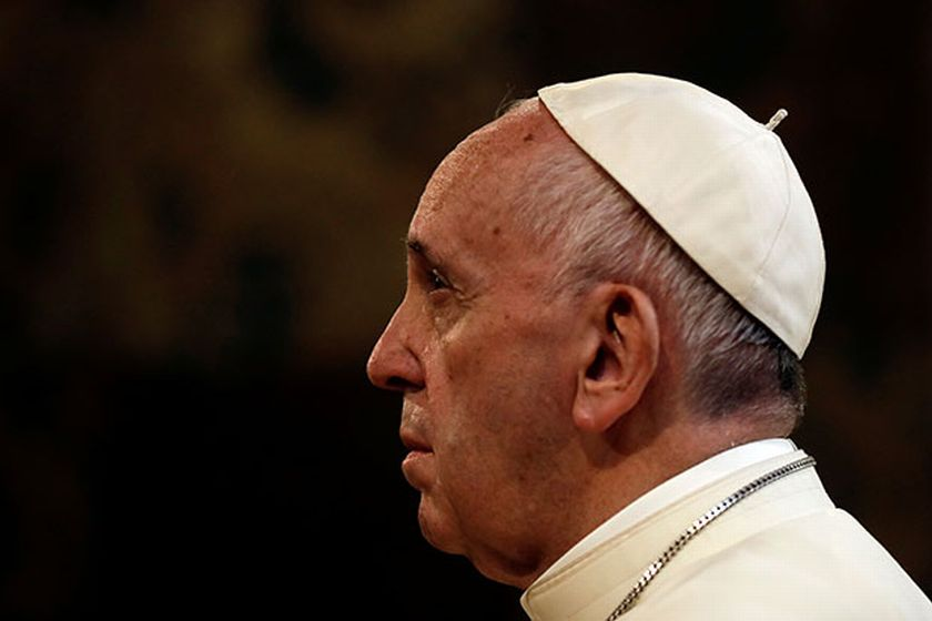 Pope says 'happy to write new page in history' with UAE visit