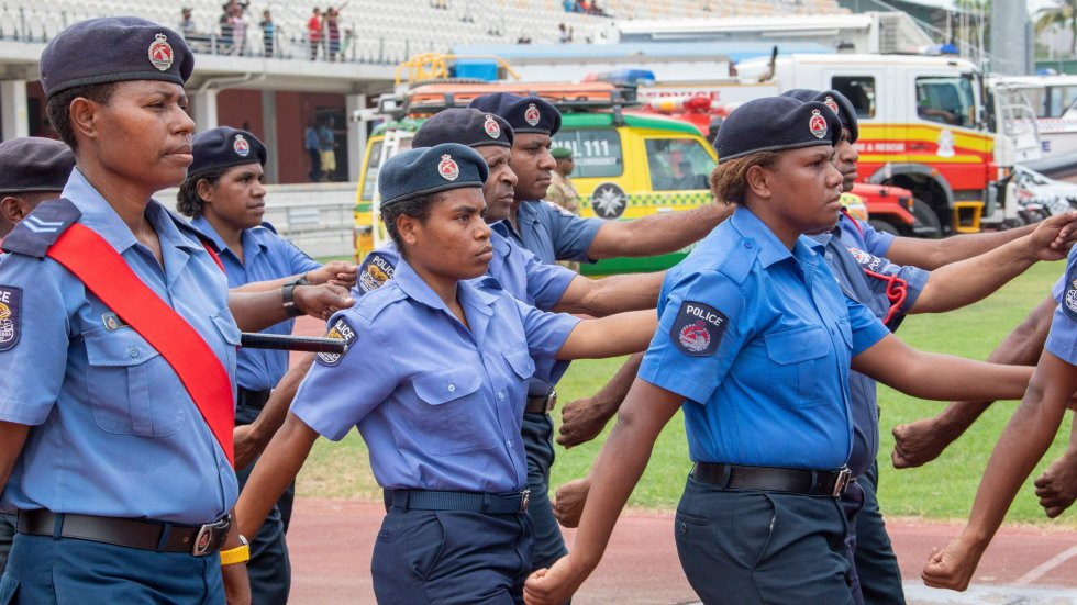 Australia unveils plans to set up police training schools in the Pacific