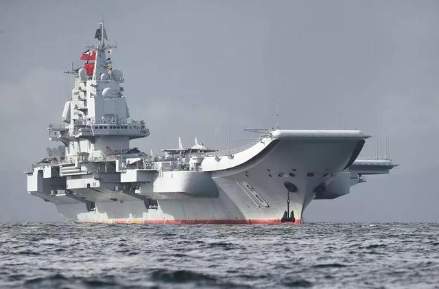 辽宁舰大改后首次航行,舰岛后面加了新玩意儿,都有哪些新功能?