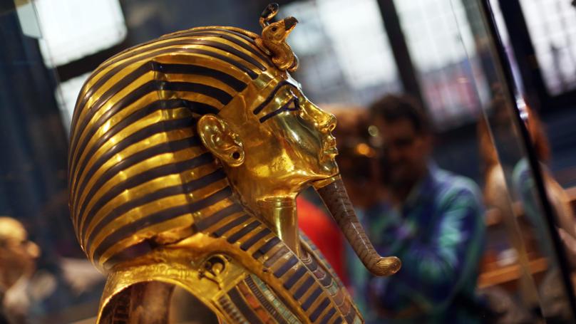New Images Show Mummified Remains Of Tutankhamun