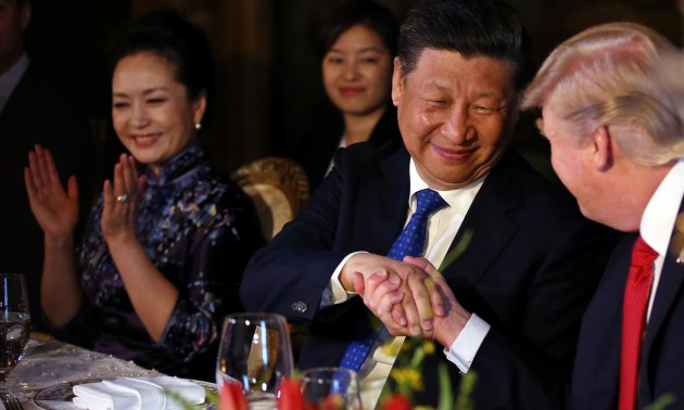 Trump talks up China trade deal, will meet Xi in 'near future'