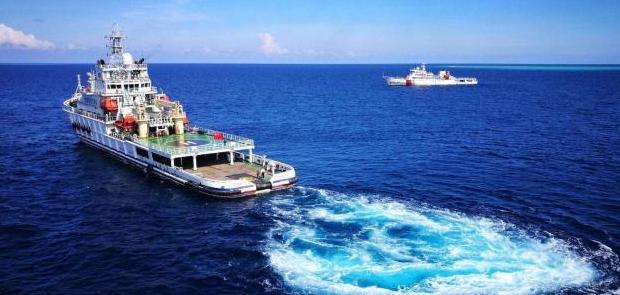 激动人心!南沙群岛上,一个重要建筑出现,渔民更安全了