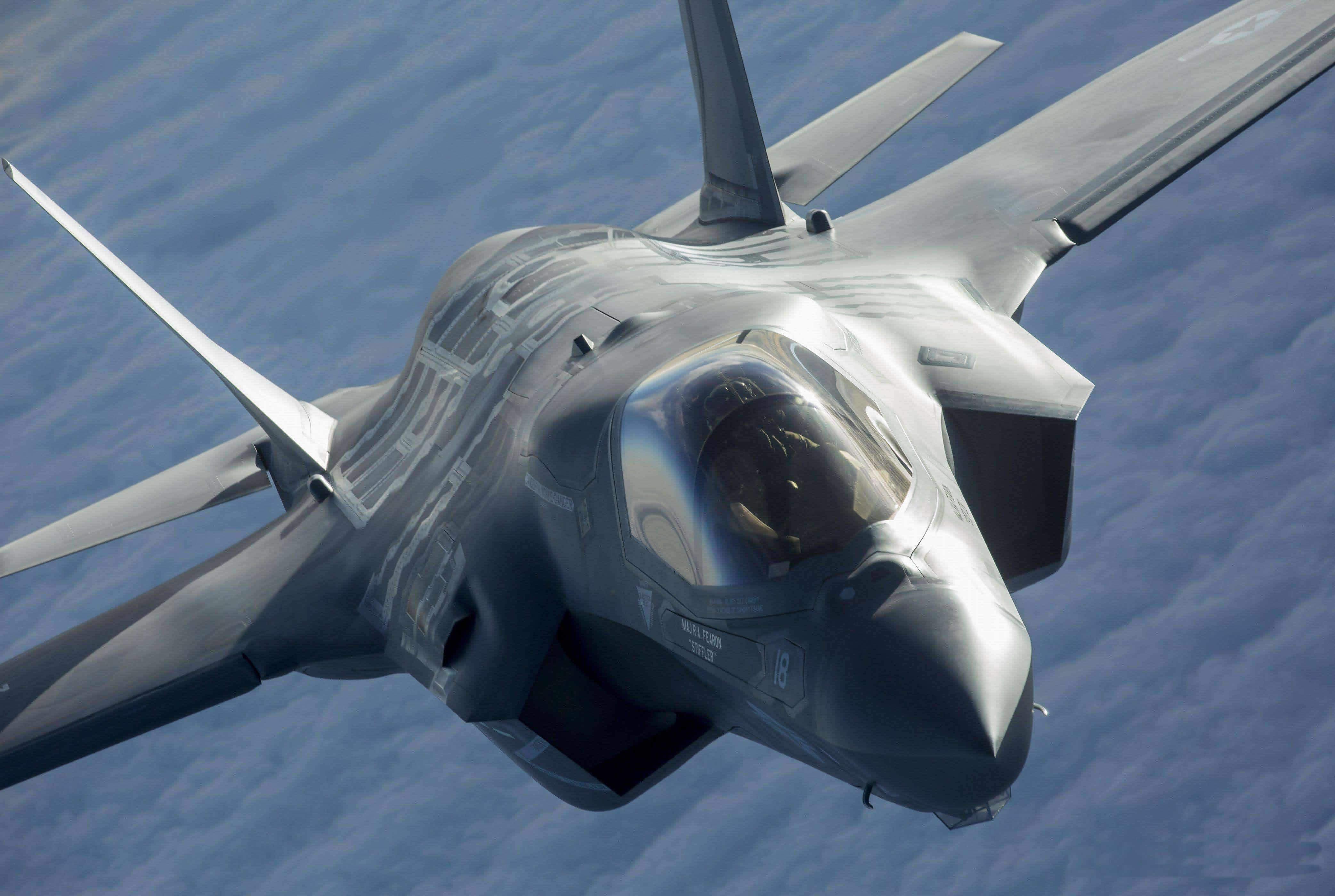 原创 8000多万美金的F-35便宜?真正花钱的还在后头