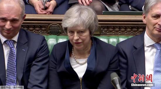 外媒:挽救脱欧协议 英政府考虑续留欧盟关税同盟