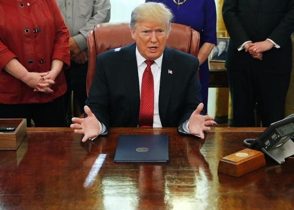 特朗普:当总统让我亏了很多钱 但所幸我不需要钱