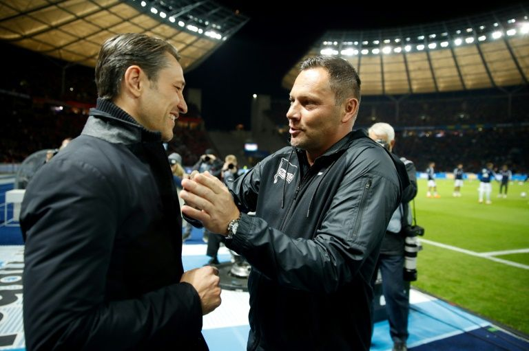 Hertha boss Dardai bans Bayern talk ahead of cup clash