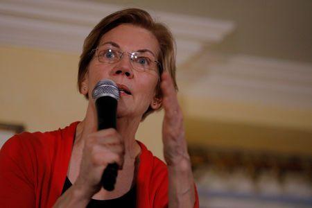 Democrat elizabeth warren apologises to cherokee nation for dna test