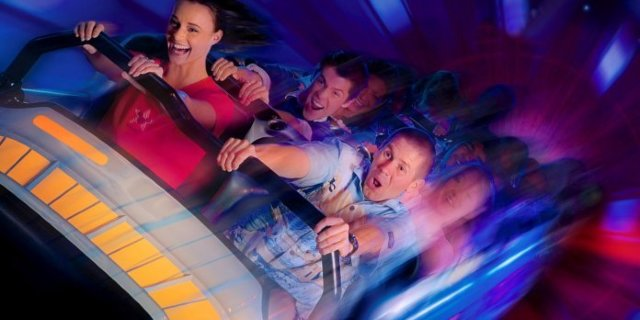 Disneyland Shuts Down Space Mountain After Visitor Jumps Off Mid-Ride