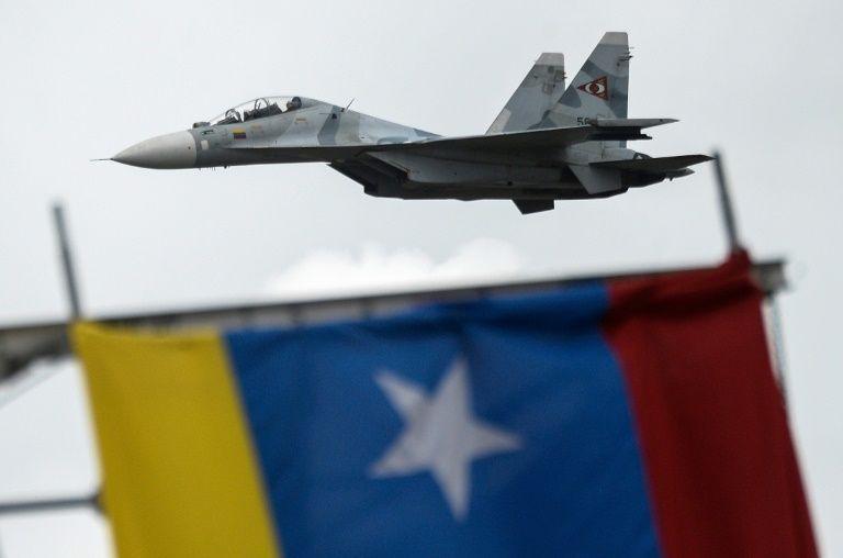 Venezuelan air force general declares allegiance to guaido: video