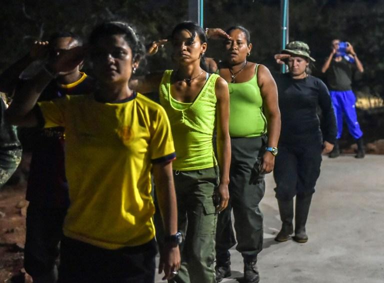 Ten killed in Colombia clash with FARC splinter group