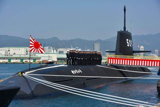 全球首艘锂电池日本苍龙级潜艇要出口?日网友:领先中国10~20年