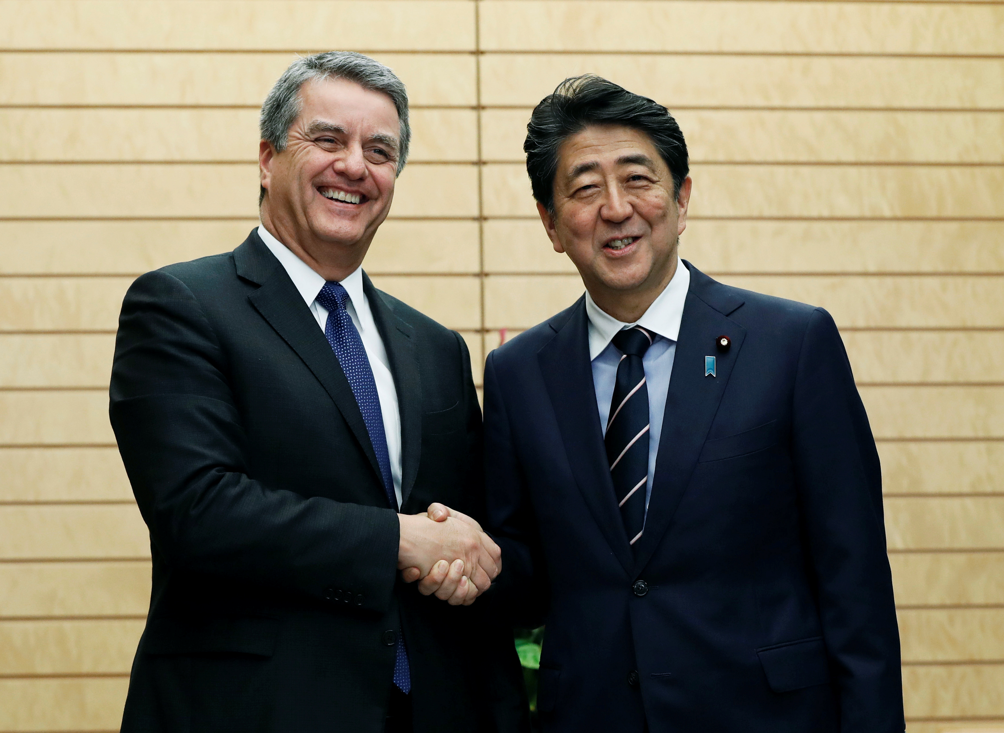Is Japan up to leading WTO reform?