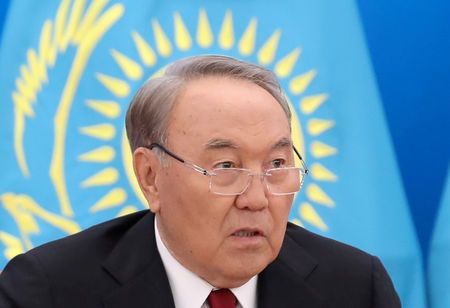 Kazakh President's office says snap election not expected