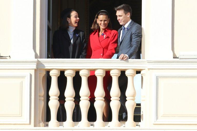 Princess Stephanie's son named Monaco vice-president's assistant