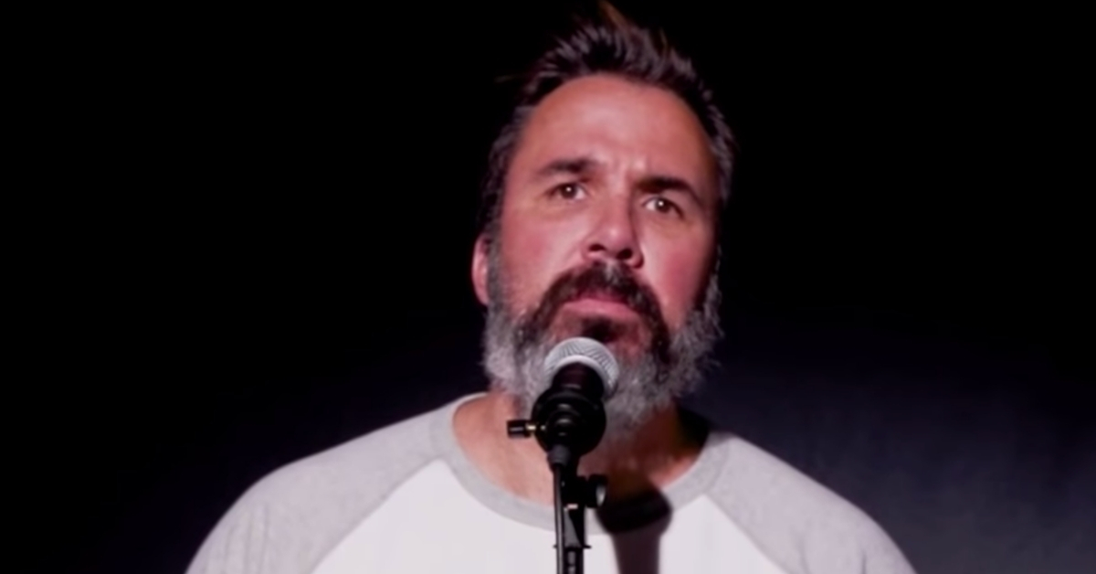 Father Of Parkland Victim Performs Powerful 'Stand Up' Routine To Counter Louis CK's