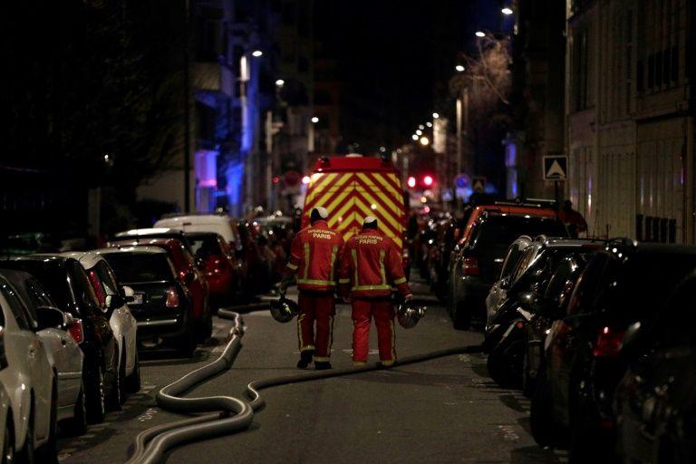 Seven dead in Paris building blaze: fire service