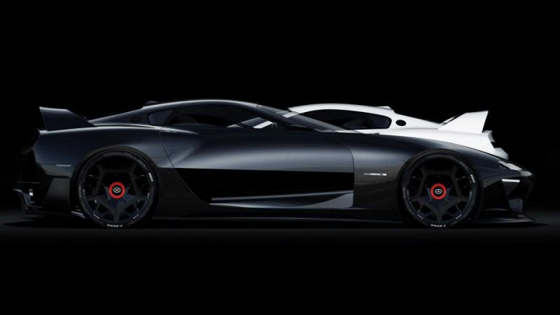 Futuristic Toyota Supra render looks as good as the real thing
