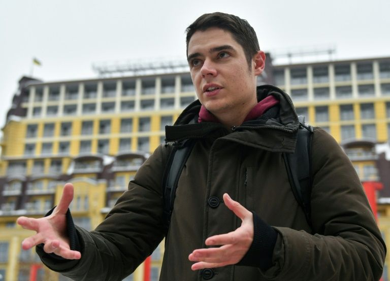 Attacks on activists as Ukraine struggles with graft reform