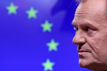 Hell for Brexit: Eu's tusk lashes eurosceptics