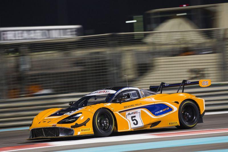 Balfe Motorsport squad to race new McLaren 720S GT3 in British GT
