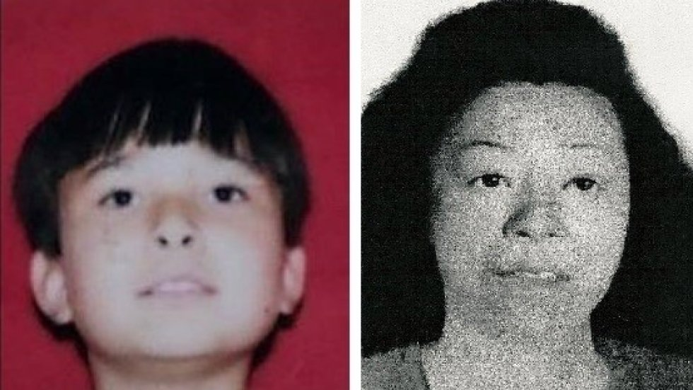 Eurasian boy and Korean woman, found murdered in US in 1998, are identified as Bobby Whitt and mother Cho Myoung Hwa. Relatives thought they were living in South Korea